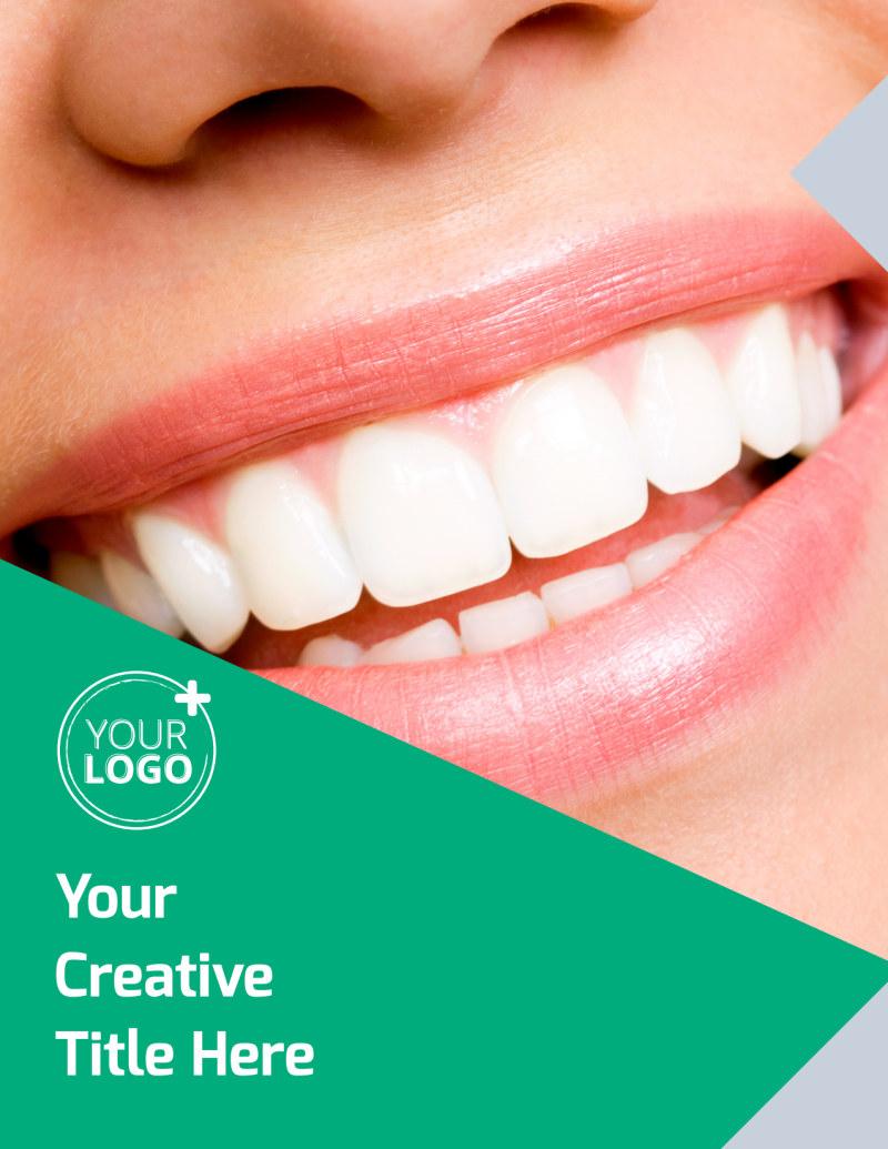 Dental Surgery Center Flyer Template Preview 2