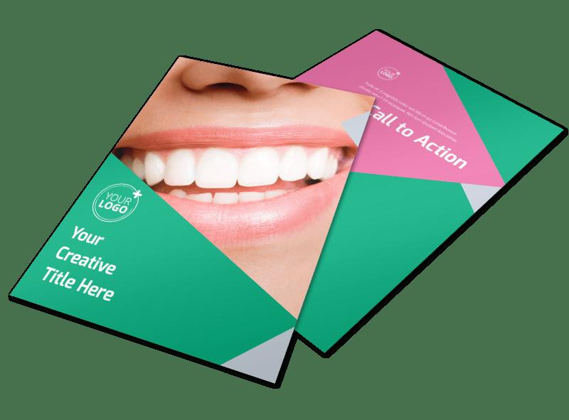 Dental Surgery Center Flyer Template Preview 1