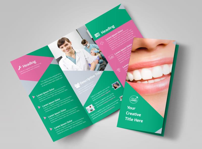 Dental Surgery Center Brochure Template Preview 4