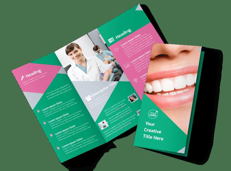 Dental Surgery Center Brochure Template Preview 1