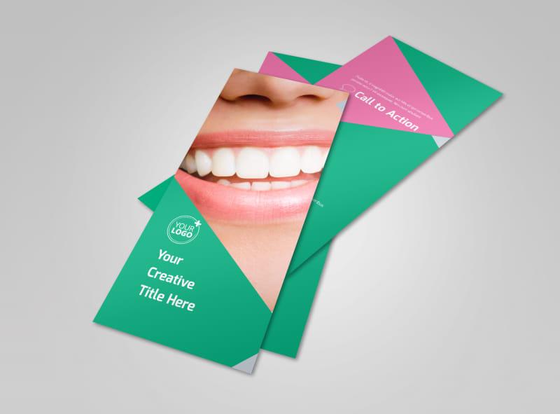 Dental Surgery Center Flyer Template 2