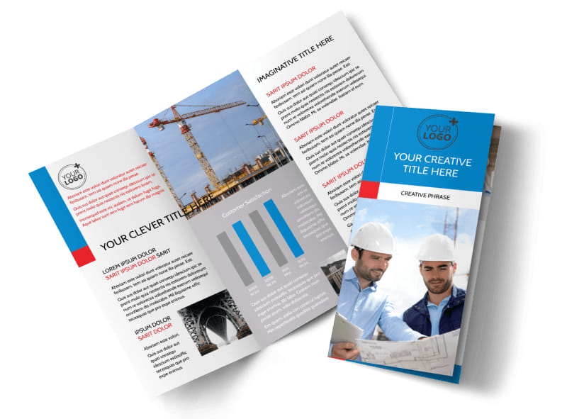 Engineering Consultants Brochure Template Preview 4