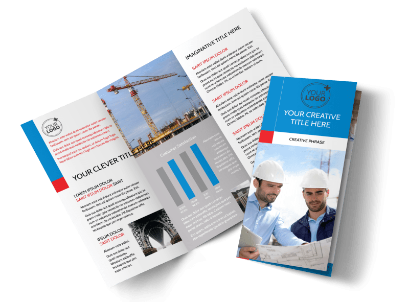 Engineering Consultants Brochure Template Preview 1