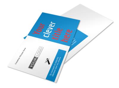 Automotive Repair Center Postcard Template 2 preview