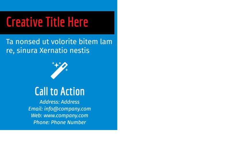 Automotive Repair Center Postcard Template Preview 3