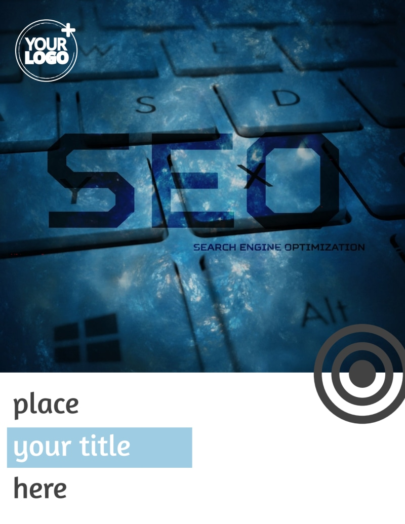 SEO Conference Flyer Template Preview 2