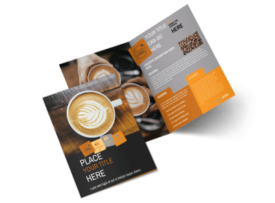 Coffee Shop Menu Template 2