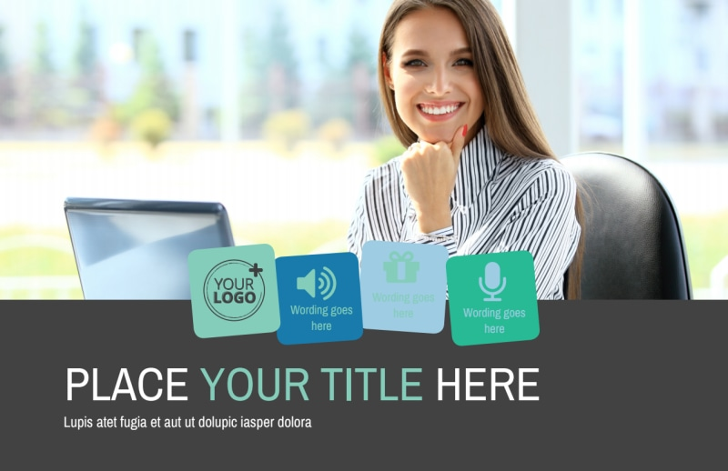 Marketing Agency Postcard Template Preview 2