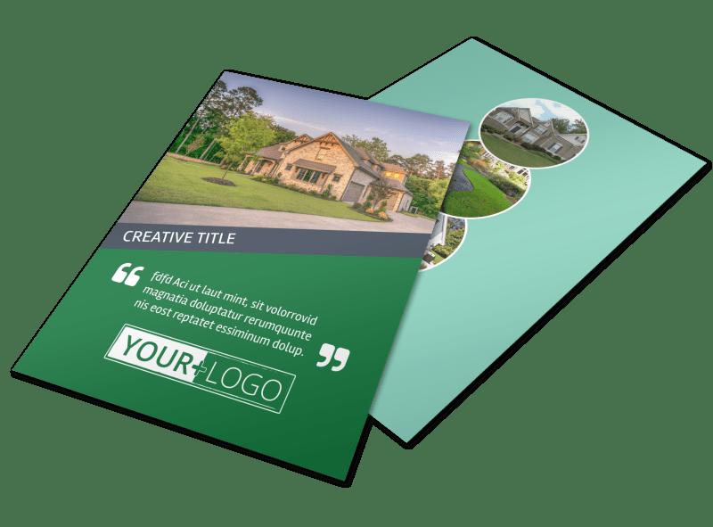 Big Landscape Flyer Template Preview 1