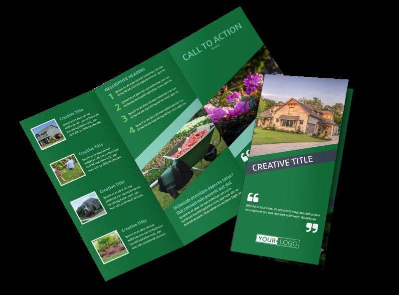 Big Landscape Brochure Template Preview 1