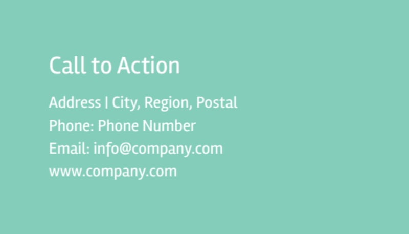 Green Recycling Service Business Card Template Preview 3