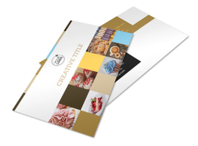 Smell Good Bakery Postcard Template 2 preview