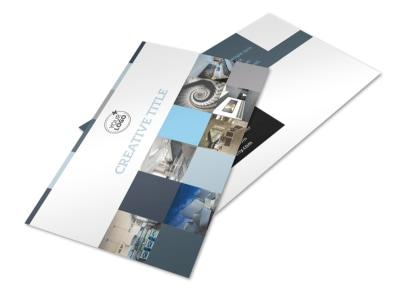 Architecture & Design Studio Postcard Template 2 preview