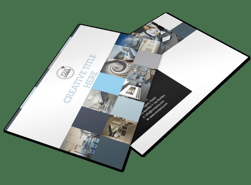 Architecture & Design Studio Postcard Template Preview 1