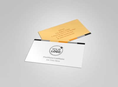 Creative Interior Design Business Card Template