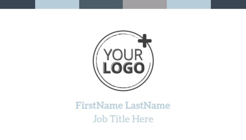 Architecture & Design Studio Business Card Template Preview 2