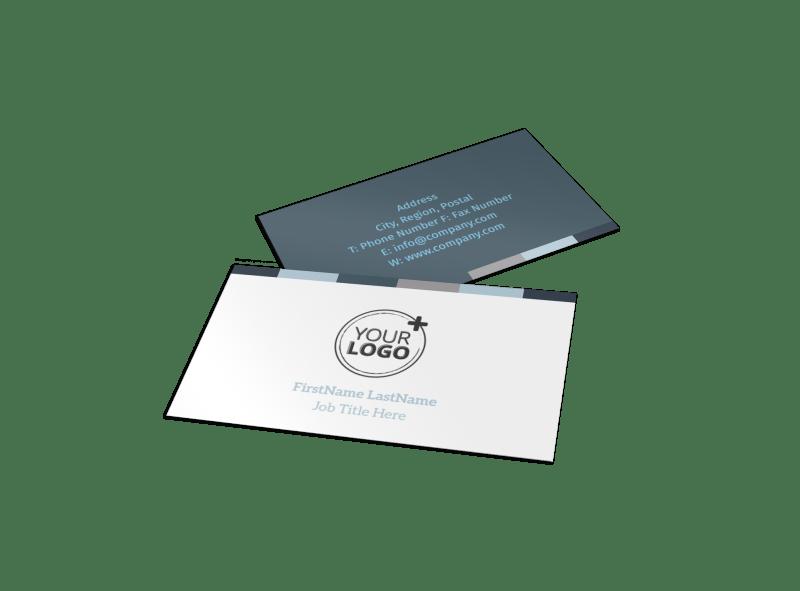 Architecture & Design Studio Business Card Template Preview 1