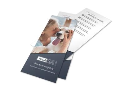Veterinary Hospital Flyer Template 2