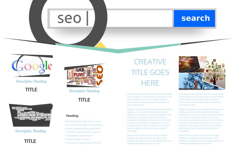 Cutting Edge Website Design Brochure Template Preview 3