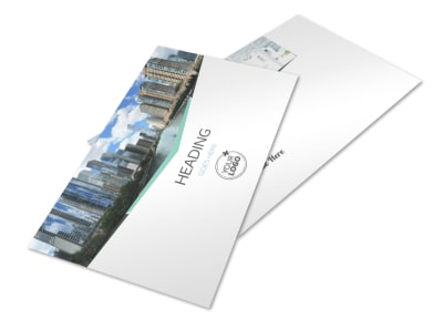 Top Commercial Real Estate Postcard Template 2