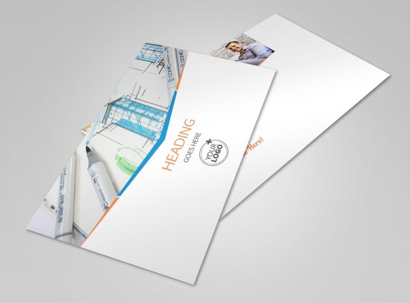 Graphic Design Bundle Postcard Template 2