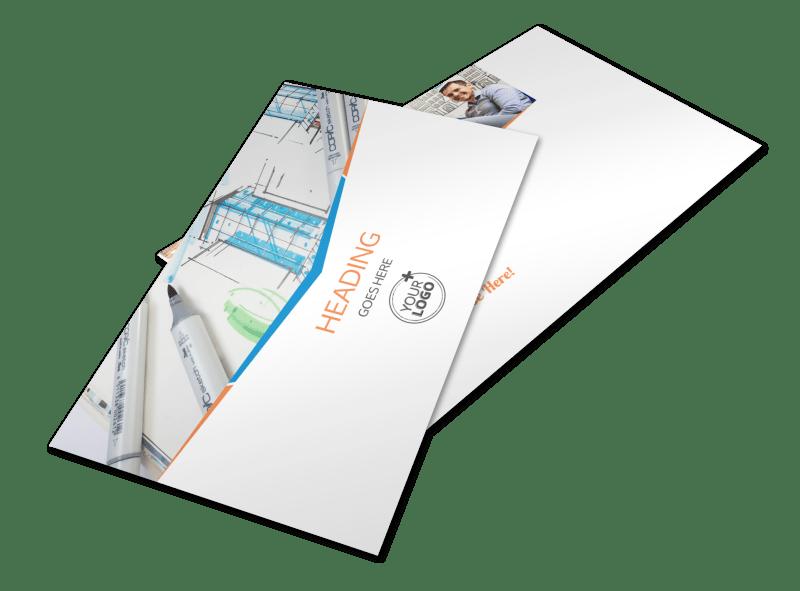 Graphic Design Bundle Postcard Template Preview 1