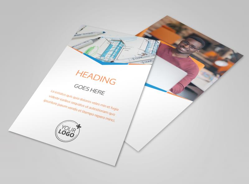 Graphic Design Bundle Flyer Template 3