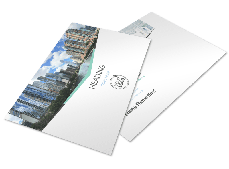 Top Commercial Real Estate Postcard Template Preview 1