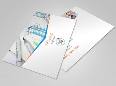 Graphic Design Bundle Postcard Template preview