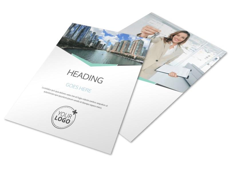 Top Commercial Real Estate Flyer Template