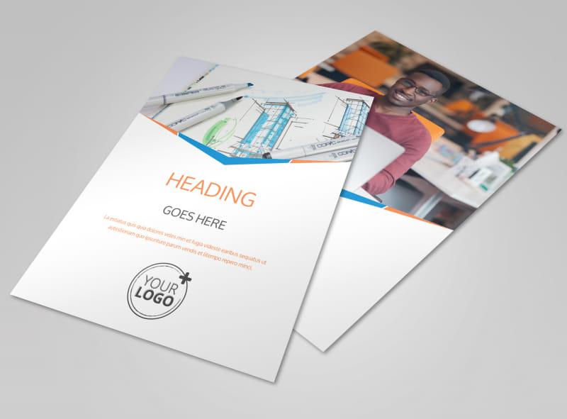 Graphic Design Bundle Flyer Template Mycreativeshop