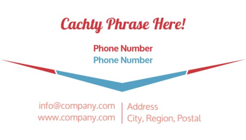 Amusement Park Bundle Business Card Template Preview 3