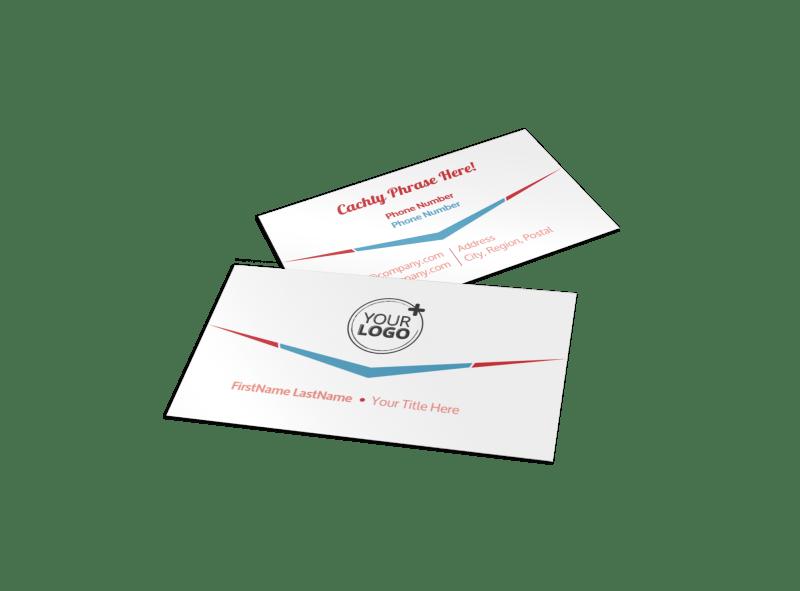 Amusement Park Bundle Business Card Template Preview 1