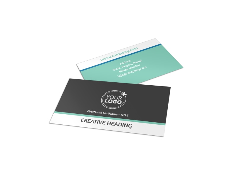 Time Share Opportunities Business Card Template