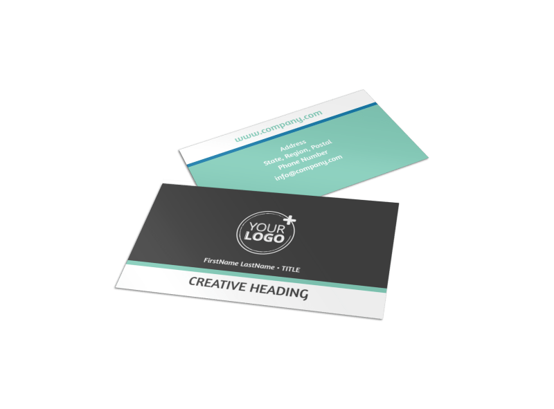 Time Share Opportunities Business Card Template Preview 1