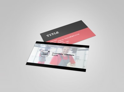 Roadside Assitance Business Card Template