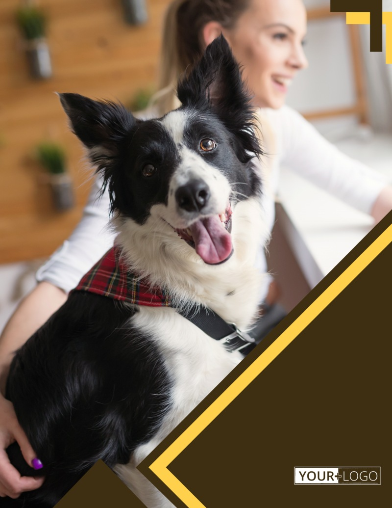 Dog Training Flyer Template Preview 2