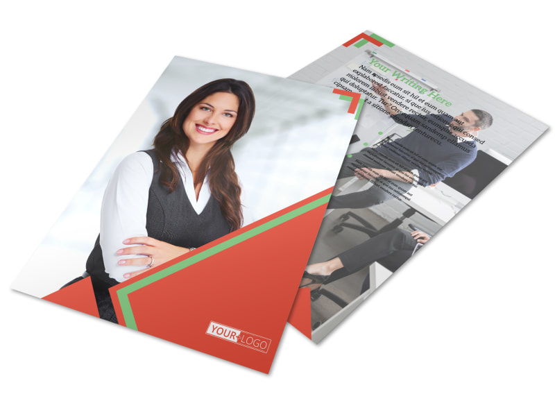 Marketing Conference Brochure Template  Mycreativeshop
