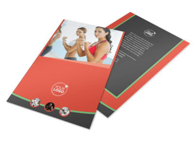Self Defense Class Flyer Template 3
