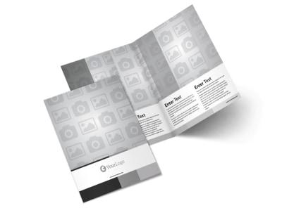 Generic Bi-Fold Brochure Template 5615