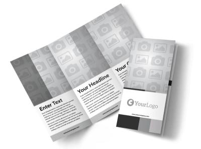 Generic Tri-Fold Brochure Template 5621