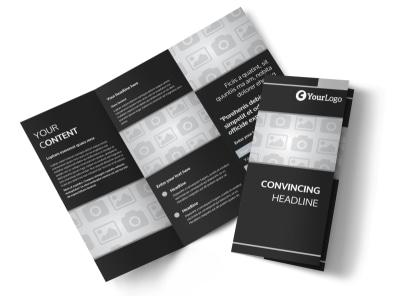 Generic Tri-Fold Brochure Template 6621
