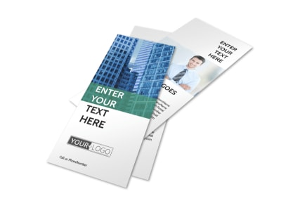 Commercial Real Estate Flyer Template 2