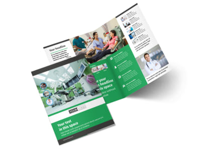 Hospital Brochure Template 2