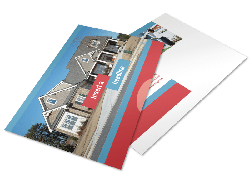 General Real Estate Postcard Template Preview 1