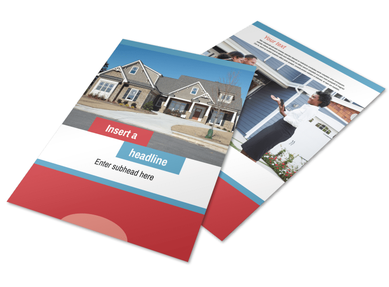 General Real Estate Flyer Template Preview 1