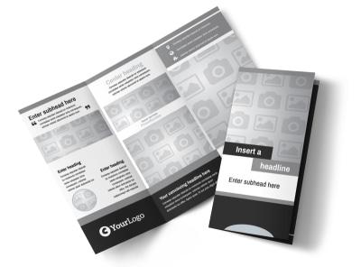 Generic Tri-Fold Brochure Template 7832