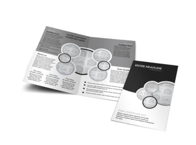 Generic Bi-Fold Brochure Template 7839 preview
