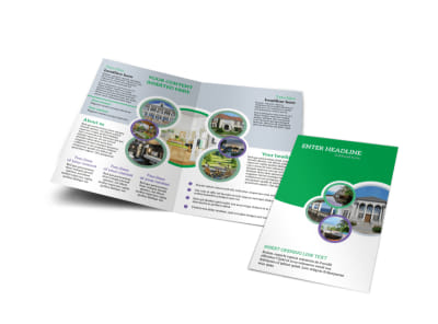 Real Estate Brouchers Tierbrianhenryco - Realtor brochure template