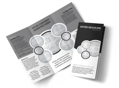 Generic Tri-Fold Brochure Template 7841 preview